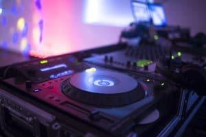 Wedding DJ History